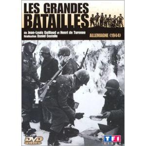 Les Grandes Batailles : La Bataille d'Allemagne (1944)