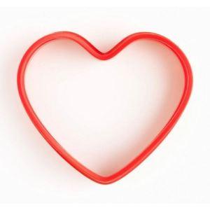 Mastrad 2 moules à oeuf au plat Coeur