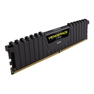 Corsair CMK32GX4M2B3000C15 - Barrette mémoire Vengeance LPX Series Low Profile 32 Go (2x 16 Go) DDR4 3000 MHz CL15