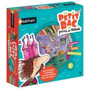Nathan Le Petit bac du prince de Motordu