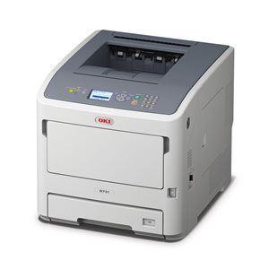 Oki B731dnw - Imprimante laser A4 recto/verso WiFi/LAN