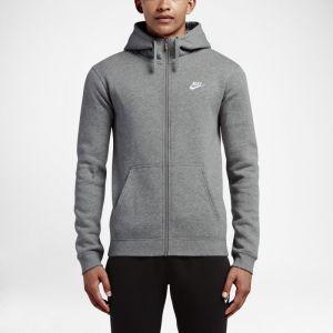 Nike Sweat à capuche Sportswear Full-Zip pour Homme - Gris - Taille XL