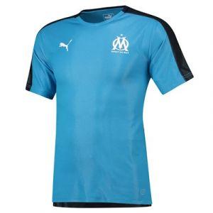 Puma T-shirt Maillot Om Stadium 2018-19 bleu - Taille EU S,EU M,EU L