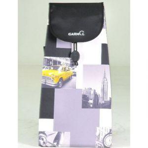 Garmol Sac pour poussette de marché 51l blanc/noir bbp218gn c 561