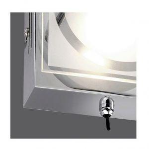 Millumine Applique LED remplaçables Brice ou plafonnier LED blanc chaud