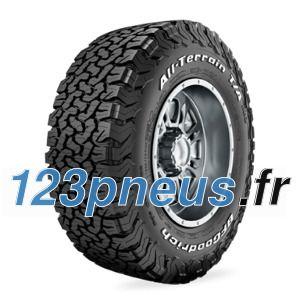 BFGoodrich LT275/65 R17 121S/118S All-Terrain T/A KO2 10PR