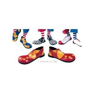 Chaussure de clown de luxe (modèle aléatoire)