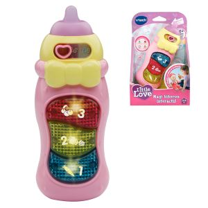 Vtech Little Love Magi Biberon interactif