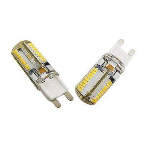 Ohm-Easy Lampe LED G9 Silica 2W5 230V blanc chaud 180 Lumens