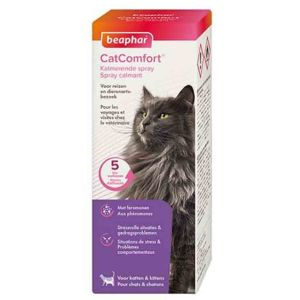 Beaphar Catcomfort, spray calmant aux phéromones - 60 ml