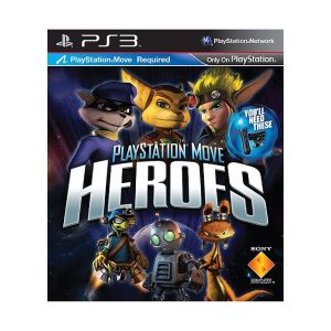 Sony Pack découverte Playstation Move + Heroes