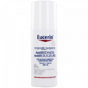 Eucerin Anti-rougeurs - Soin de jour correcteur teinté SPF25