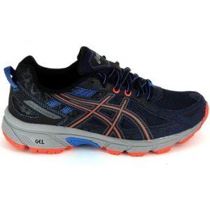Asics Gel-Venture 6 Gs, unisex 4d Indigo Blue/Black/Electric Blue Junior