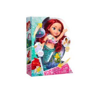 Jakks Pacific Poupée De Bain Chantante Et Lumineuse Ariel Disney Princesses - La Poupée De Bain Chantante