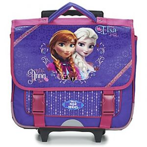 Cartable trolley La Reine des Neiges 38 cm