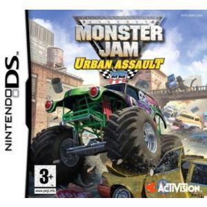 Monster Jam : Chaos Urbain [Wii]
