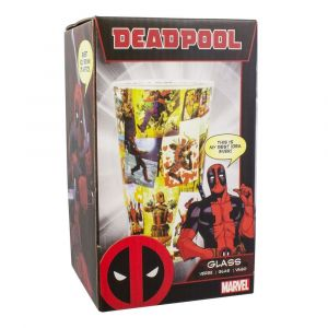 Paladone Verre - Marvel - Deadpool Comics