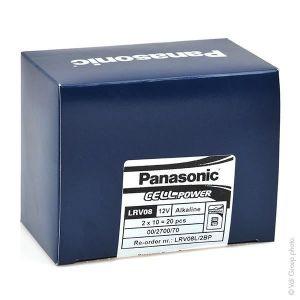 Panasonic Pile LRV08