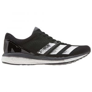 Adidas Adizero Boston 8 Chaussures Femme, core black/footwear white/grey five UK 5 | EU 38 Chaussures running sur route