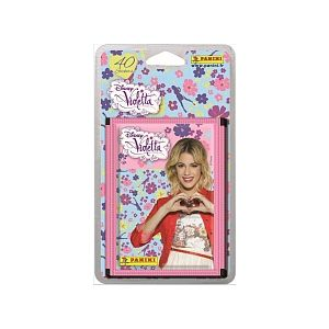 Panini 40 cartes à collectionner Violetta
