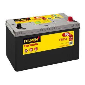 Fulmen Batterie auto FORMULA FB954 (+ droite) 12V 95AH 720A