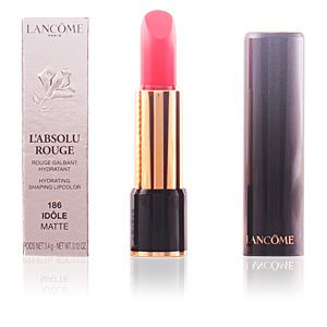Lancôme L'Absolu Rouge : 186 Idole - Rouge galbant hydratant