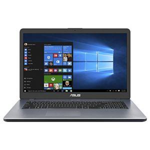 "Asus VivoBook 17 X705UA BX072T - 17.3"" - Pentium 4405U - 4 Go RAM - 1 To HDD"
