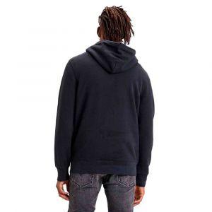 Levi's Hoodie New Original Noir S Male
