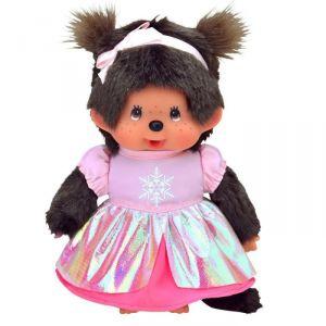 Bandai Monchhichi Princesse rose