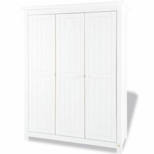 Pinolino 141617 - Armoire Nina 3 portes