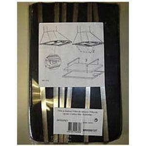 De Dietrich dhd1155b - Kit 3 filtres charbon + fixation