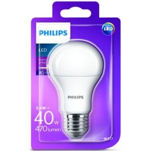 Philips Ampoule LED forme standard 5,5W (40W) E27