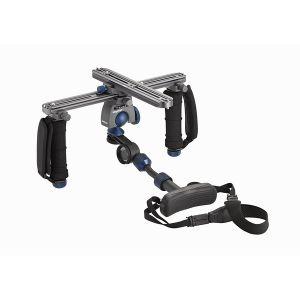 Novoflex Support d'épaule Multi-Media-Rack BlueBird (MMR-BLUEBIRD)