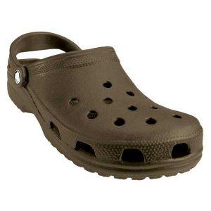 Crocs Sabots CLASSIC CAYMAN Marron - Taille 36 / 37,37 / 38