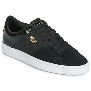 Puma Baskets basses BASKET REMIX Noir - Taille 36,37,38,39,40,41,37 1/2,38 1/2