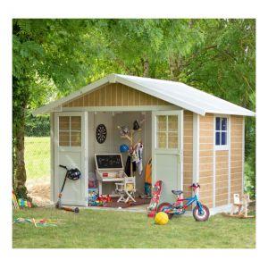 Grosfillex Sherwood - Abri de jardin 7m²