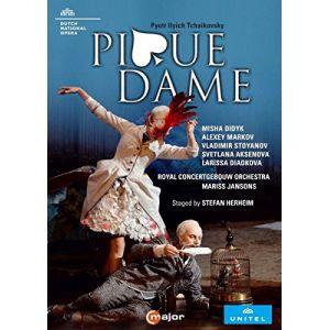 Tchaikovski : La Dame de pique. Didyk, Markov, Stoyanov, Aksenova, Diadkova, Jansons, Herheim. [Import italien] [DVD]