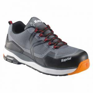 Kapriol Chaussures de sécurité basses k-le mans gris s1-p, hro, src