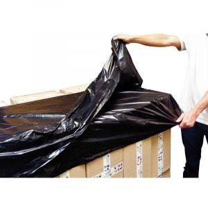 Coiffe palette noir 140x180 carton de 400