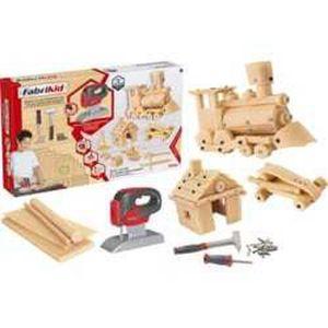 Lansay Kit De Fabrication Scie Sauteuse Electronique Fabrikid - Boîte
