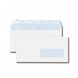 Gpv 3521 - Enveloppe Every Day 110x220, 75 g/m², coloris blanc - boîte de 500