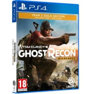 Tom Clancy's Ghost Recon : Wildlands - Édition Gold 2 ans [PS4]