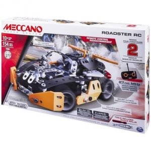 Meccano 6028127 - Roadster radiocommandé