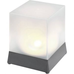 Esotec Luminaire solaire Assisi Turner 102671 LED 8 h