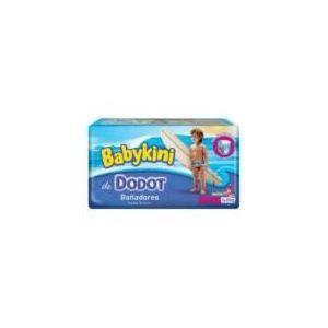 Dodot Couche Babykini taille 5 (14-18 kg) - paquet de 11