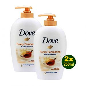 Dove Crème lavante soin des mains