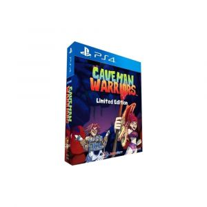 Caveman Warriors - Limited Edition Box [PS4]