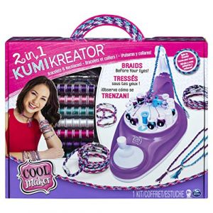 COOL MAKER K i Kreator Deluxe Machine à bracelets