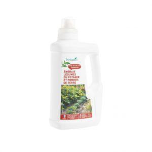 Engrais légumes du potager & pdt 1L botanic®