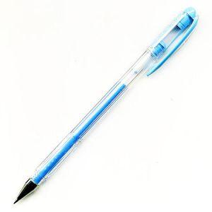 Uni Ball UM-120 AC B - Stylo encre gel Signo Pastel 120AC, pointe de 0,7 mm, encre bleue